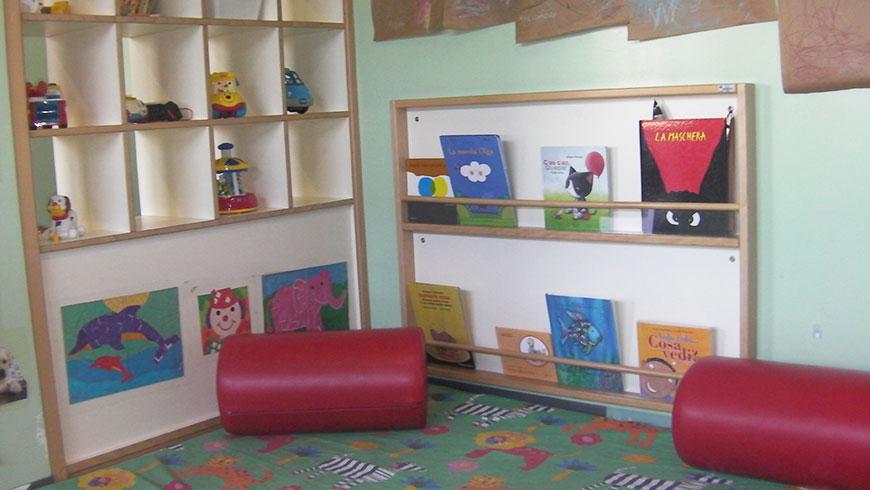 Gomitolo nido scuola dell'infanzia ParmaInfanzia